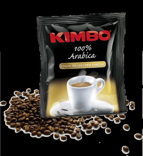 Kimbo Kaffee Espresso Arabica ESE Pads - 200 Pads