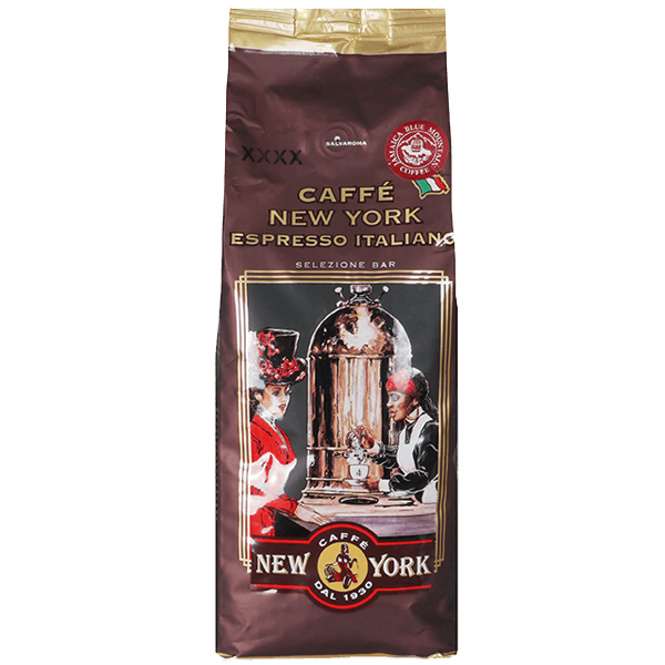Caffe New York Extra XXXX - Kaffee Espresso 1kg Bohnen