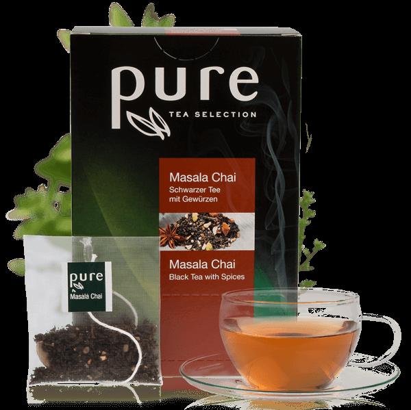 Tchibo Pure Tea Selection Masala Chai 25 Beutel