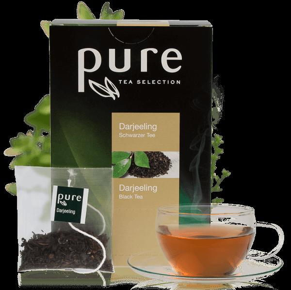 Tchibo Pure Tea Selection Fein Aromatischer Darjeeling 25 Beutel