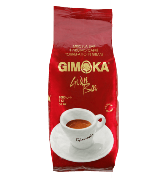 Gimoka Gran Bar 1kg Bohnen