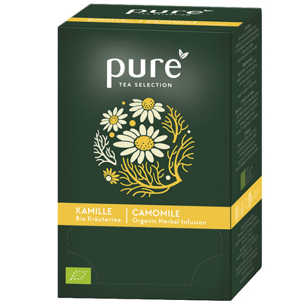 Tchibo Pure Tee Kamille 20 Beutel, Tea Selection