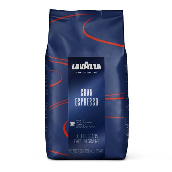 Lavazza Gran Espresso - Kaffee Espresso, 1kg Bohnen