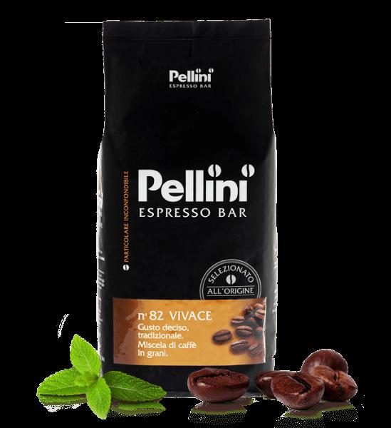 Pellini Vivace Kaffee Espresso 1kg Bohnen