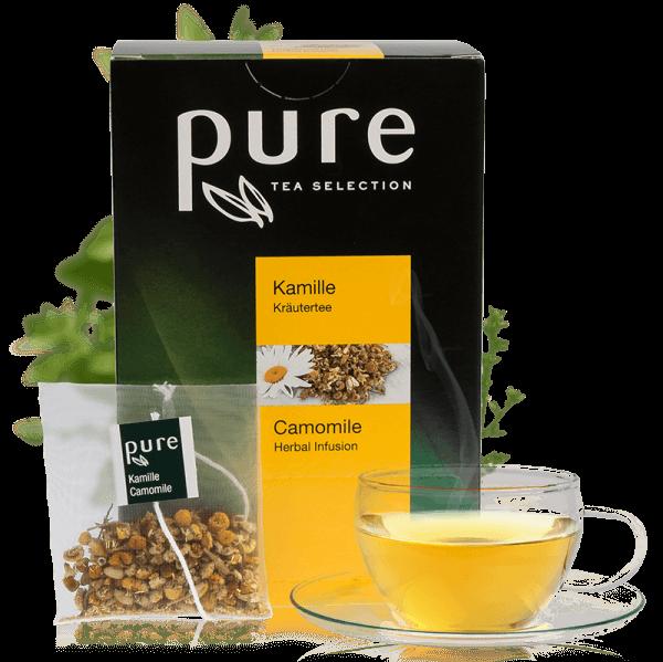 Tchibo Pure Tea Selection Kamille 20 Beutel