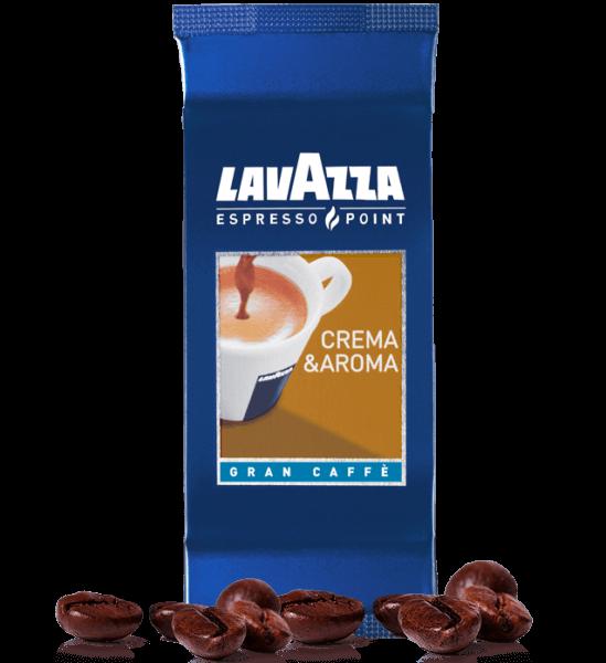 Lavazza Espresso Point Nr. 465 Crema & Aroma Gran Kaffee Kapseln