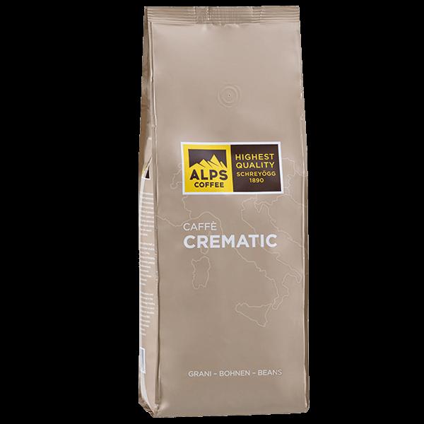 Schreyögg Crematic Kaffee Espresso 1kg Bohnen