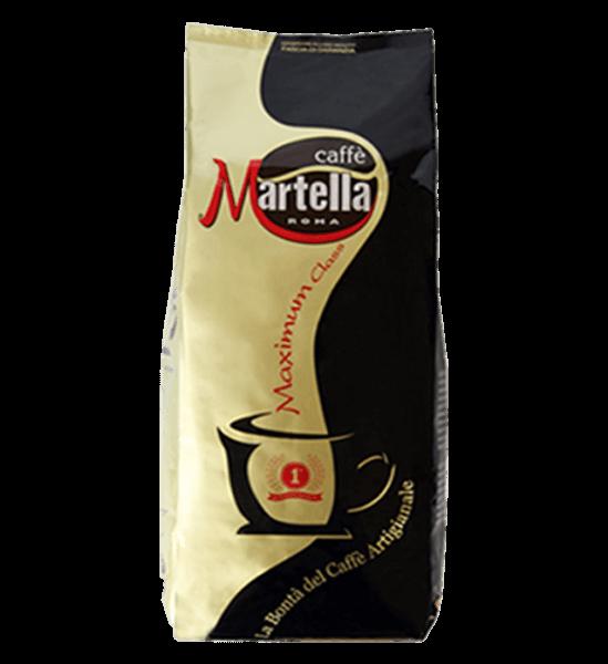 Martella Maximum Class - Kaffee Espresso, 1kg Bohnen