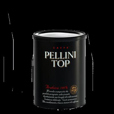 Pellini Top 100 % Arabica 250g gemahlen