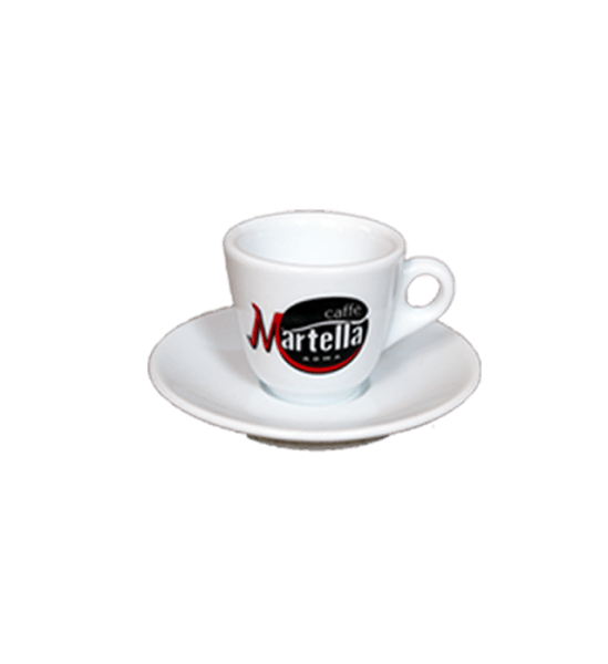 Martella Espresso Tasse