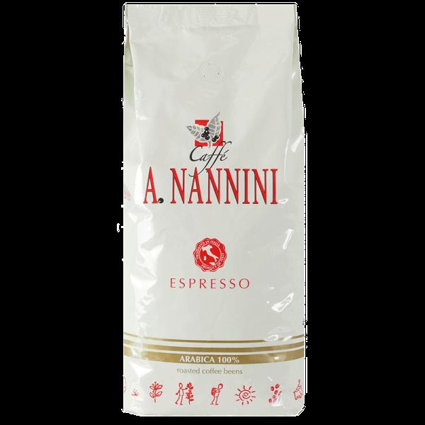 Nannini Arabica 1 kg Bohnen