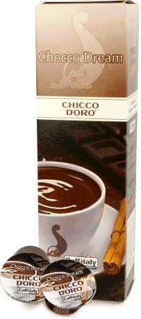 Chicco d'Oro Chocco Dream, 10 Kapseln