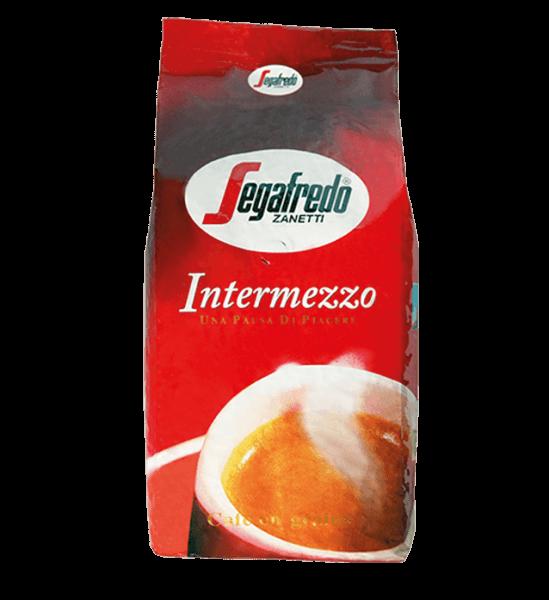 Segafredo Intermezzo - Kaffee Espresso, 1 kg ganze Bohnen