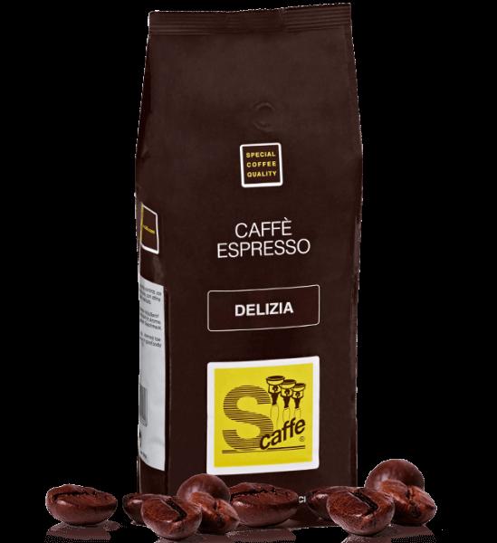 Schreyögg Delizia Kaffee Espresso 1kg Bohnen