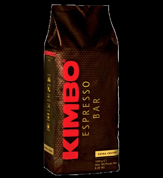 Kimbo Extra Cream 1 kg Bohnen