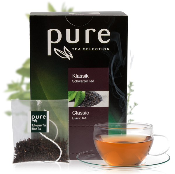 Tchibo Pure Tea Selection Klassik 25 Beutel