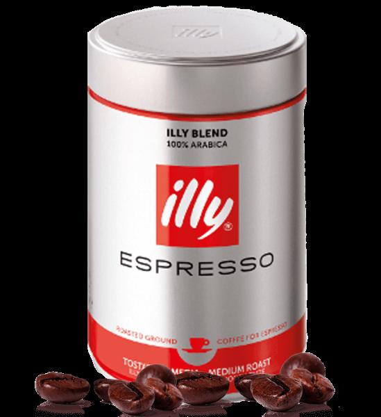 Illy Röstung N - Kaffee Espresso, 250g gemahlen