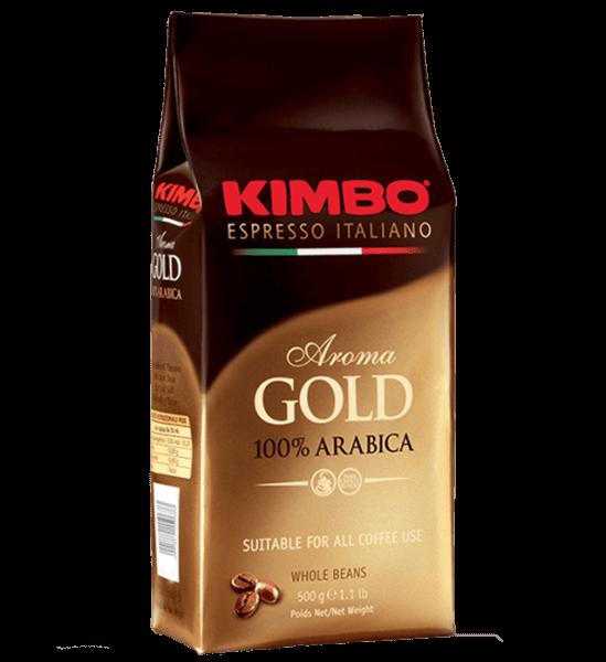 Kimbo Aroma Gold 1kg Bohnen