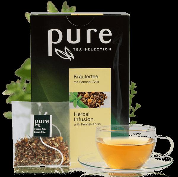 Tchibo Pure Tea Selection Kräutertee 25 Beutel