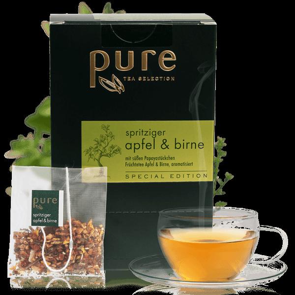 Pure Tea Special Edition spritziger apfel & birne 1 Box