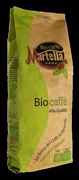 Martella Caffe Bio 500g Bohnen