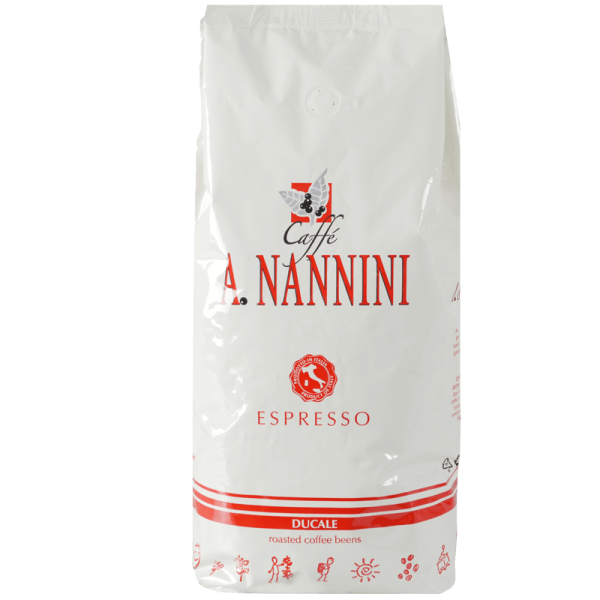 Nannini Classica, Kaffee Espresso 1kg Bohnen