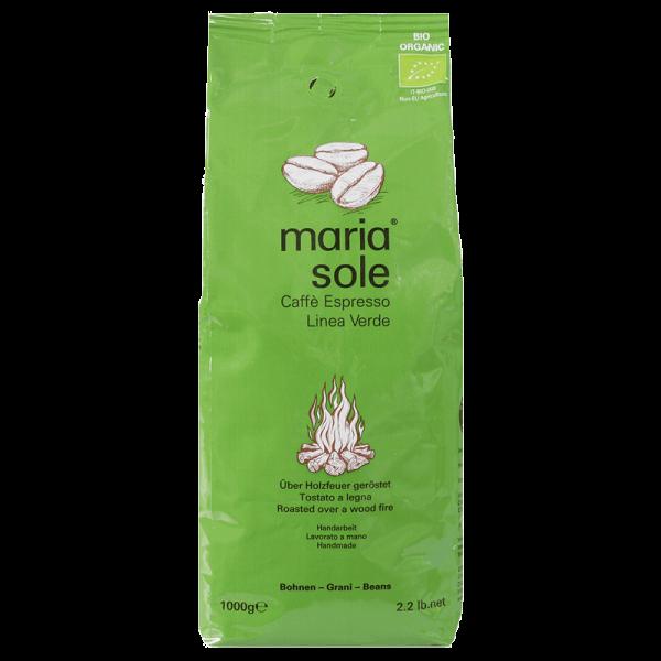 Maria Sole Linea Verde 1kg Bohnen