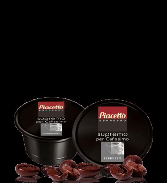 Piacetto Supremo Espresso Kapseln - 96 Kapseln à 8g