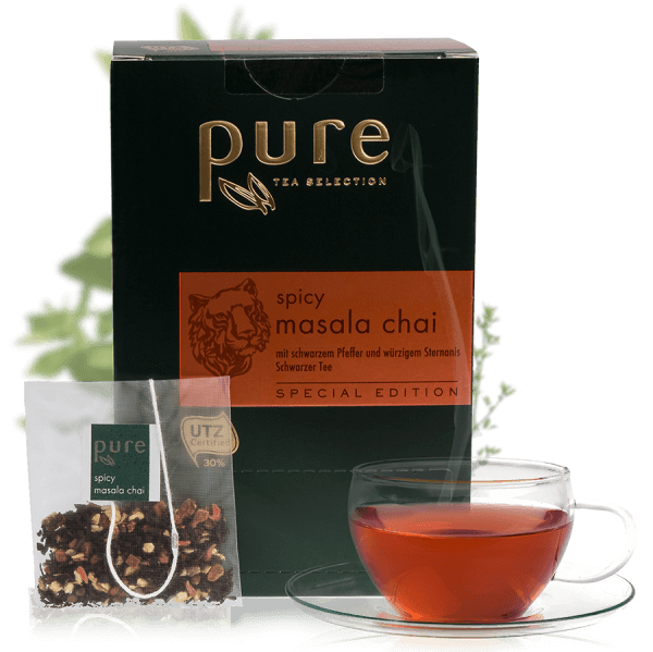 Tchibo Pure Tea Selection Masala Chai