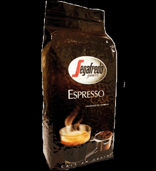 Segafredo Casa - Kaffee Espresso, 1 kg ganze Bohnen