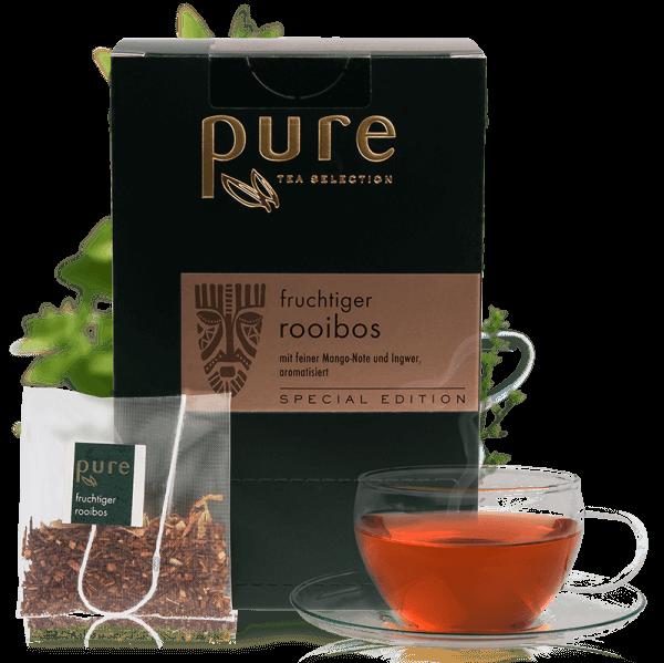 Pure Tea Special Edition fruchtiger rooibos 1 Box