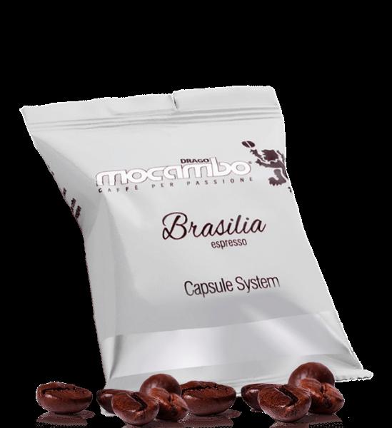Mocambo Brasilia - kompatibel zu Lavazza Espresso Point®