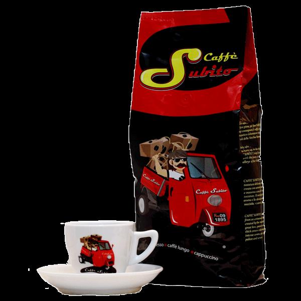 Caffe Subito 1kg Bohnen