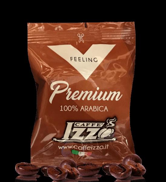 Izzo Premium 100% Arabica FAP Kapseln - 100 Stk