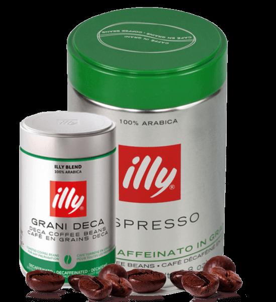 Illy koffeinfrei - Kaffee Espresso, 250g Bohnen