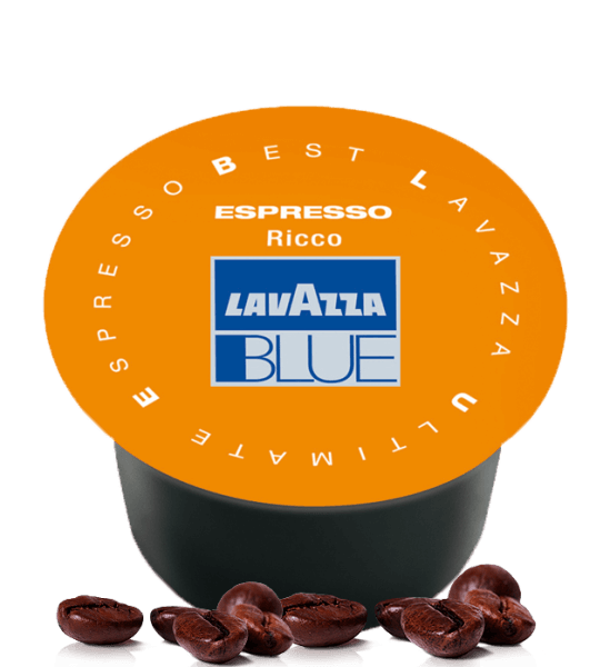 Lavazza BLUE Espresso Ricco Kapseln Nr. 960