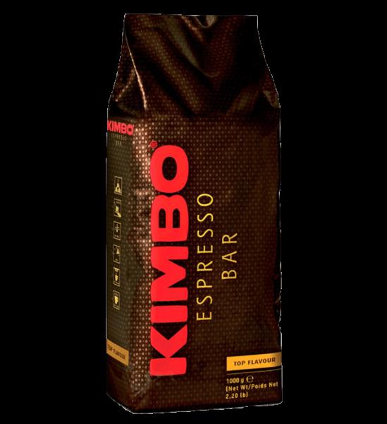 Kimbo Top Flavour 1kg Bohnen