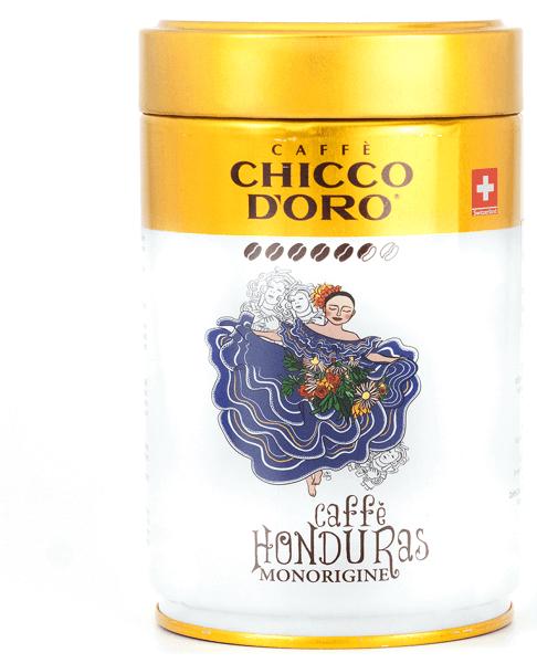 Chicco d'Oro Honduras Dose 250g, gemahlen