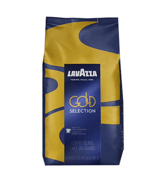 Lavazza Gold Selection - Kaffee Espresso, 1kg Bohnen