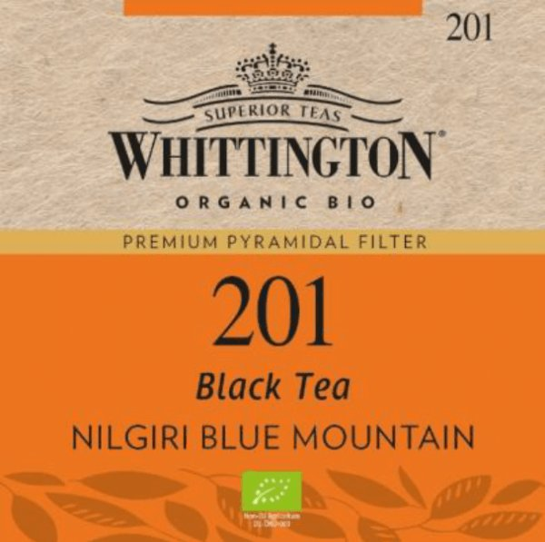 Whittington Bio Nilgiri Blue Mountain